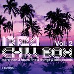 VARIOUS - Ibiza Chill Box Vol 2 (Front Cover)