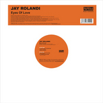 ROLANDI, Jay  - Eyes Of Love (Front Cover)