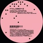ITALOBOYZ - Accendiamo L'ascensore EP (Back Cover)