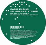 CASIO CASINO vs NEVILLE ATTREE - AACID CODE 8 (Back Cover)