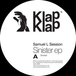 SESSION, Samuel L  - Sinister EP (Front Cover)