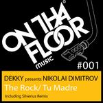 DEKKY presents NIKOLAI DIMITROV - The Rock (Back Cover)