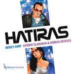 HATIRAS - Moneyshot (Front Cover)