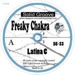 AUBREY vs FREAKY CHAKRA - Latina C (Front Cover)