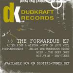 ALIEN PIMP/ALEENA/PREPONDERANCE/MISK/MIS VEIN - The ForwarDub EP (Front Cover)