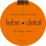 TIGER STRIPES/SOLOMUN - Hooked / Jungle Stripes (Front Cover)