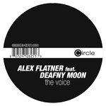 FLATNER, Alex feat DEAFNY MOON - The Voice (Front Cover)