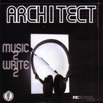 ARCHITECT - Music 2 Write 2 (Front Cover)