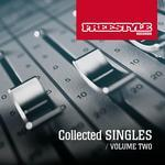VARIOUS - Freestyle Singles Collection Vol 2 (Front Cover)