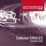 VARIOUS - Freestyle Singles Collection Vol 9 (Front Cover)