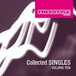 VARIOUS - Freestyle Singles Collection Vol 10 (Front Cover)