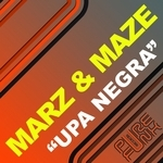 MARZ & MAZE - Upa Negra (Front Cover)