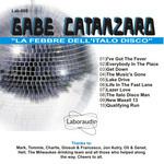 CATANZARO, Gabe  - La Febbre Dell Italo Disco (Front Cover)