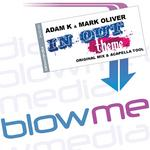 ADAM K/MARK OLIVER - In Out Theme (Front Cover)