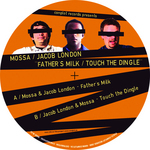 MOSSA/JACOB LONDON - Father's Milk  (Front Cover)