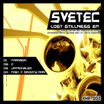 SVETEC - Lost Stillness EP (Back Cover)