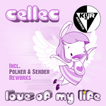 CELLEC - Love Of My Life (Front Cover)