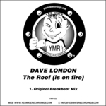 LONDON, Dave  - The Roof (Front Cover)