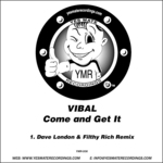 VIBAL - Come & Get It (Front Cover)