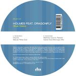 HOLMES feat DRAGONFLY - Blue Skies (Front Cover)