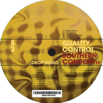 QUALITY CONTROL - Southern Comfort EP (Front Cover)