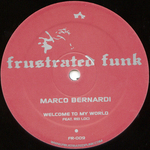 BERNARDI, Marco - Welcome To My World (Front Cover)
