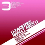 U FACILITIES feat CAROLINE - Really Miss You (Front Cover)