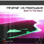 MIRAMAR vs MOONWAVE - Back To The Island (Back Cover)