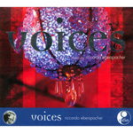 EBERSPACHER, Riccardo - Voices (Front Cover)