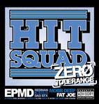 HIT SQUAD/VARIOUS - Zero Tolerance (Front Cover)