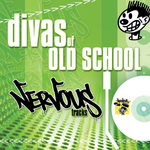 VARIOUS - Divas Of Old School Nervous House (Front Cover)