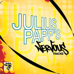 PAPP, Julius/CUEBALL - Julius Papp's Nervous Chill Tracks (Front Cover)