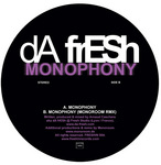 DA FRESH - Monophony (Front Cover)