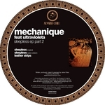 MECHANIQUE feat ULTRAVIOLETA - Sleepless EP (Part 2) (Front Cover)