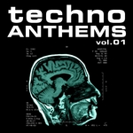 VARIOUS - Techno Anthems Vol 1 (Front Cover)