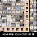 MENORAH - Belo Horizonte EP (Front Cover)