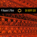 4HEAVEN/MORE - Oh Happy Day (Back Cover)