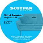SAINT LAURENT - Inspirations EP (Front Cover)