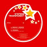 STEPSINE - Transparent Body (Back Cover)