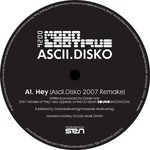 ASCII DISKO - Hey (Front Cover)