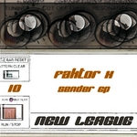 FAKTOR X - Sender EP (Front Cover)