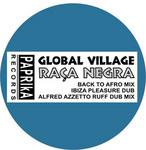 GLOBAL VILLAGE - Raca Negra (Front Cover)