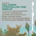 KIERAN, Paul - Hollow Tone Remix EP (Back Cover)