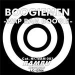 BOOGIEMEN - Wap Bam Boogie (Front Cover)