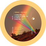 TENSNAKE - Fried Egg EP (Front Cover)