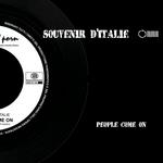 SOUVENIR D ITALIE - People Come On  (Back Cover)