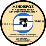 MEHDISPOZ - Ghetto Funk (Front Cover)