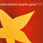 INTERNATIONAL PEOPLES GANG - Action Painting (Front Cover)