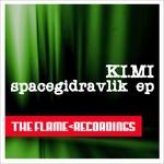 KI MI  - Spacegidravlik EP (Front Cover)
