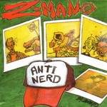 Z-MAN - Anti Nerd (Front Cover)